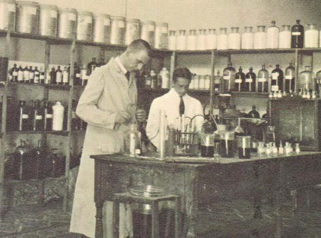 Historia Laboratorio Berhens